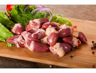 Chicken Heart 500g/pkt (Halal)