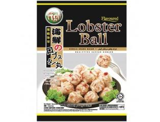 Frozen Flavoured Lobster Ball 20pcs 500g +- 龙虾丸