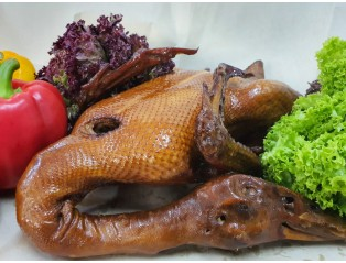 Braised Duck (2.34kg Before Braised/Cooked) 卤鸭
