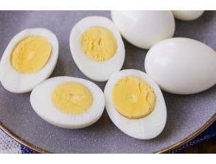 Peeled Hard Boiled Egg  (20 eggs/pkt)